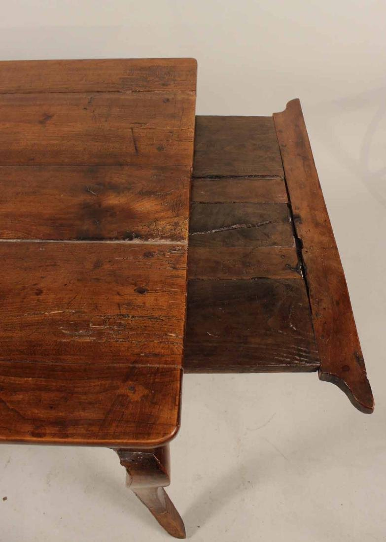 Louis XV Provincial Walnut Center Table - 5