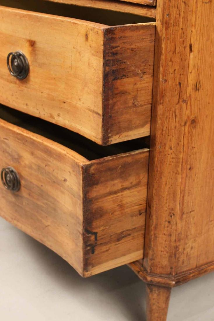 French Provincial Pine Chest of Drawers - 3