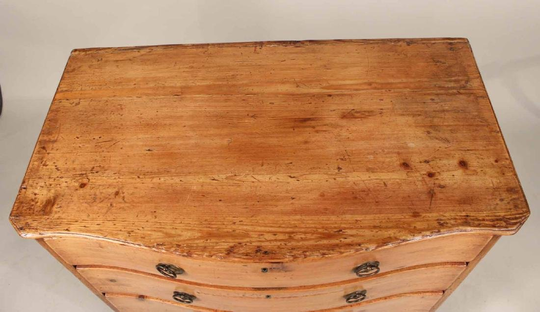 French Provincial Pine Chest of Drawers - 4