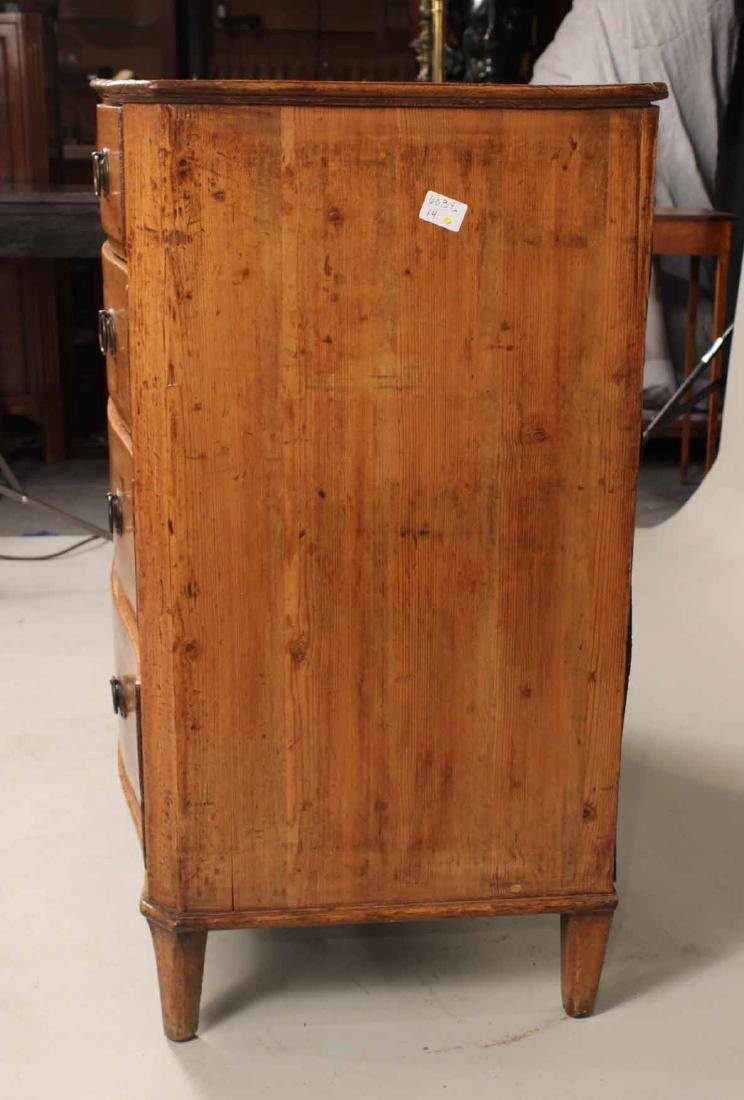 French Provincial Pine Chest of Drawers - 6