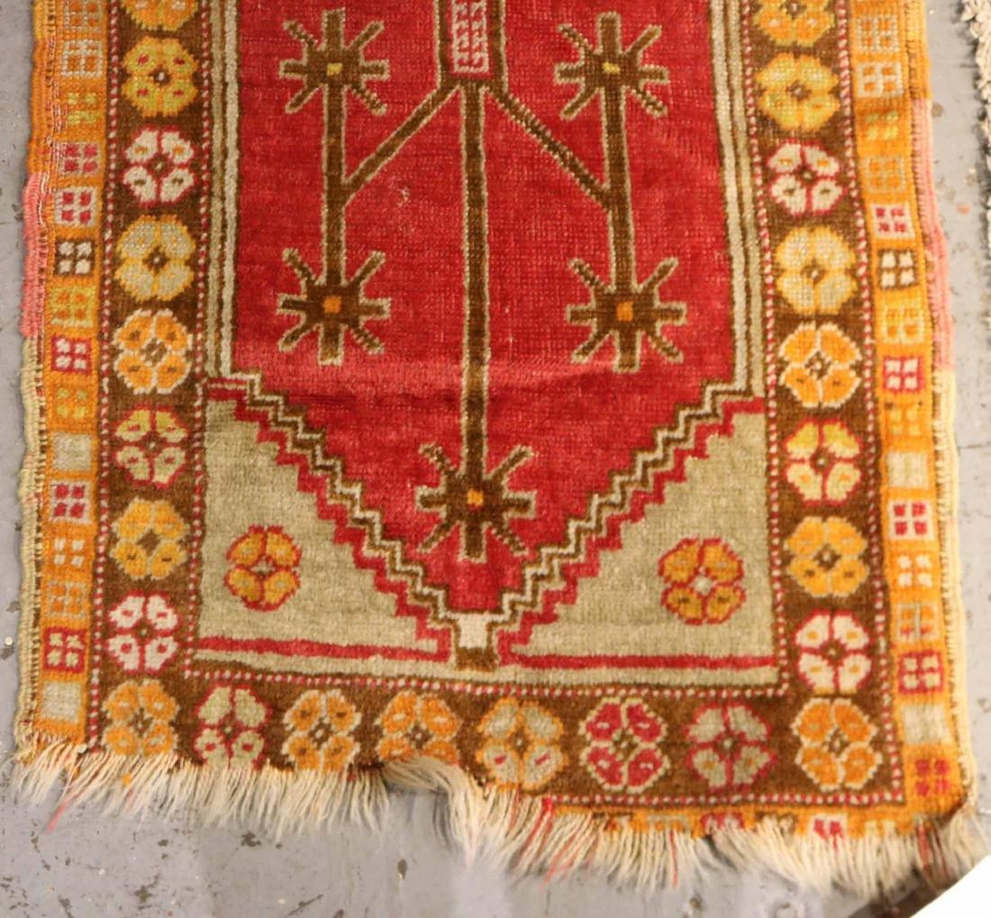Two Caucasian Prayer Rugs - 7