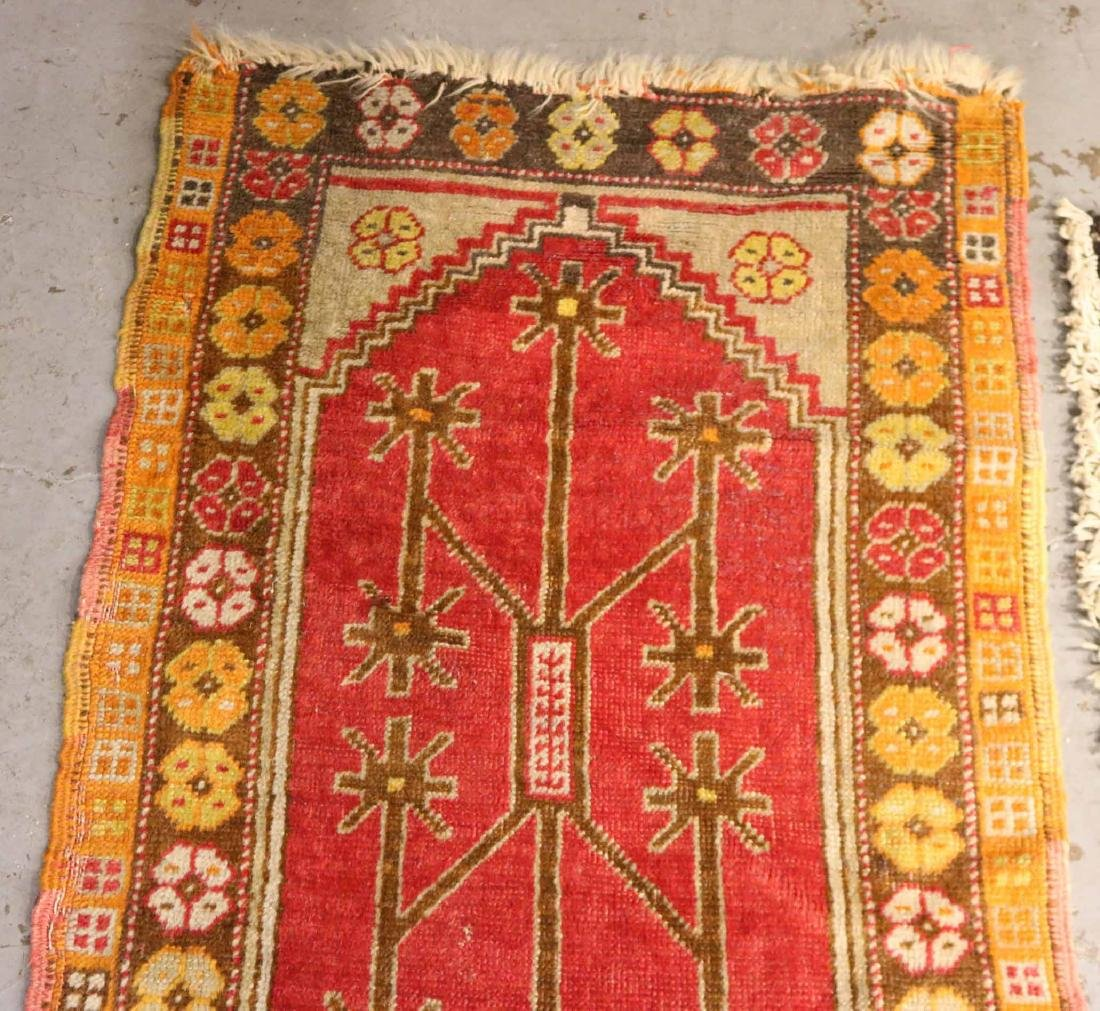 Two Caucasian Prayer Rugs - 8
