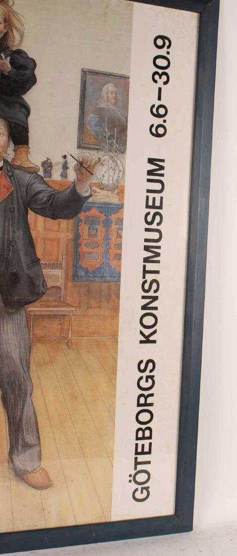 Poster Print, Goteborgs Konstumseum 6.6-30.9 - 5