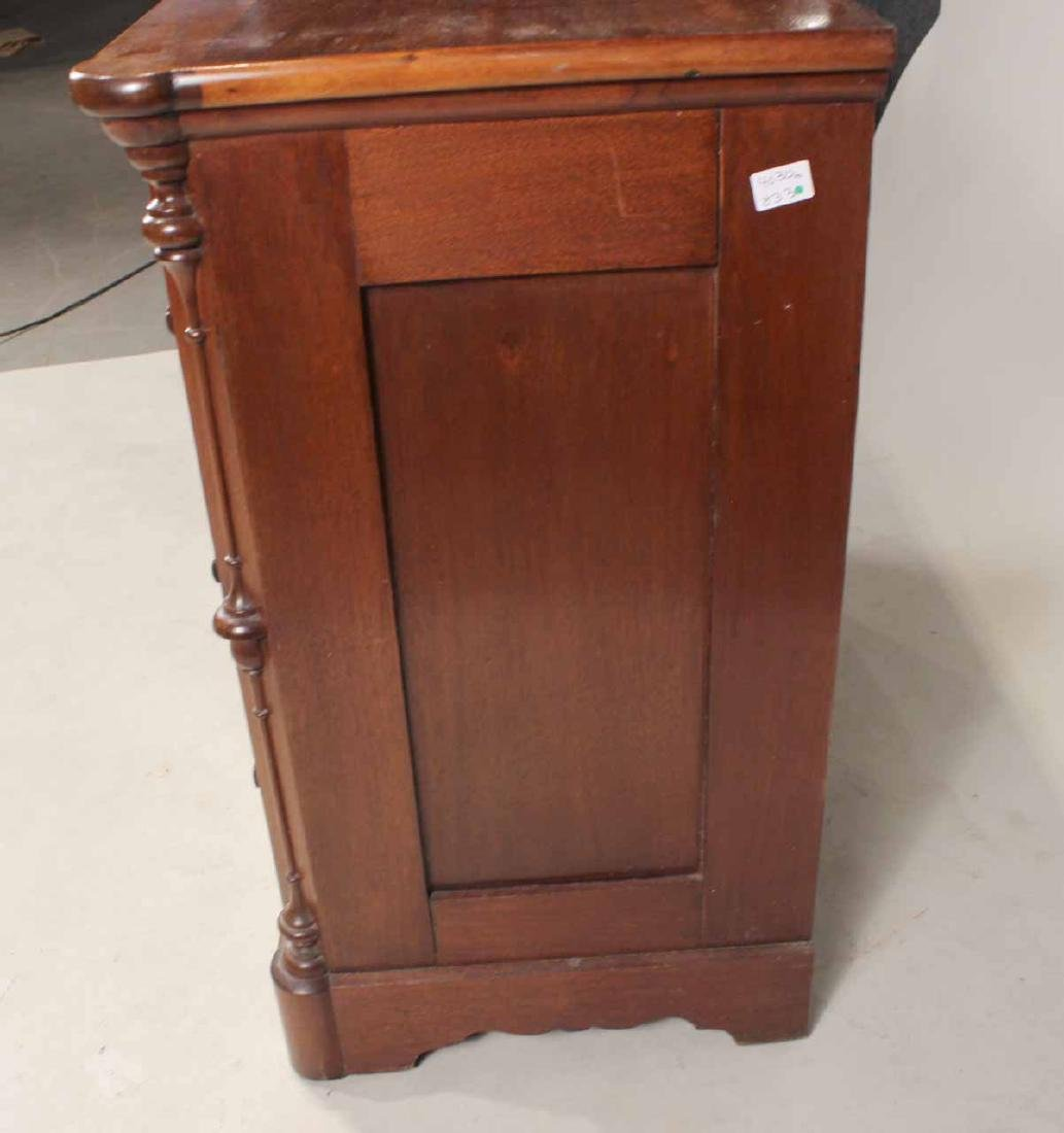 Victorian Mahogany Chest of Drawers - 8