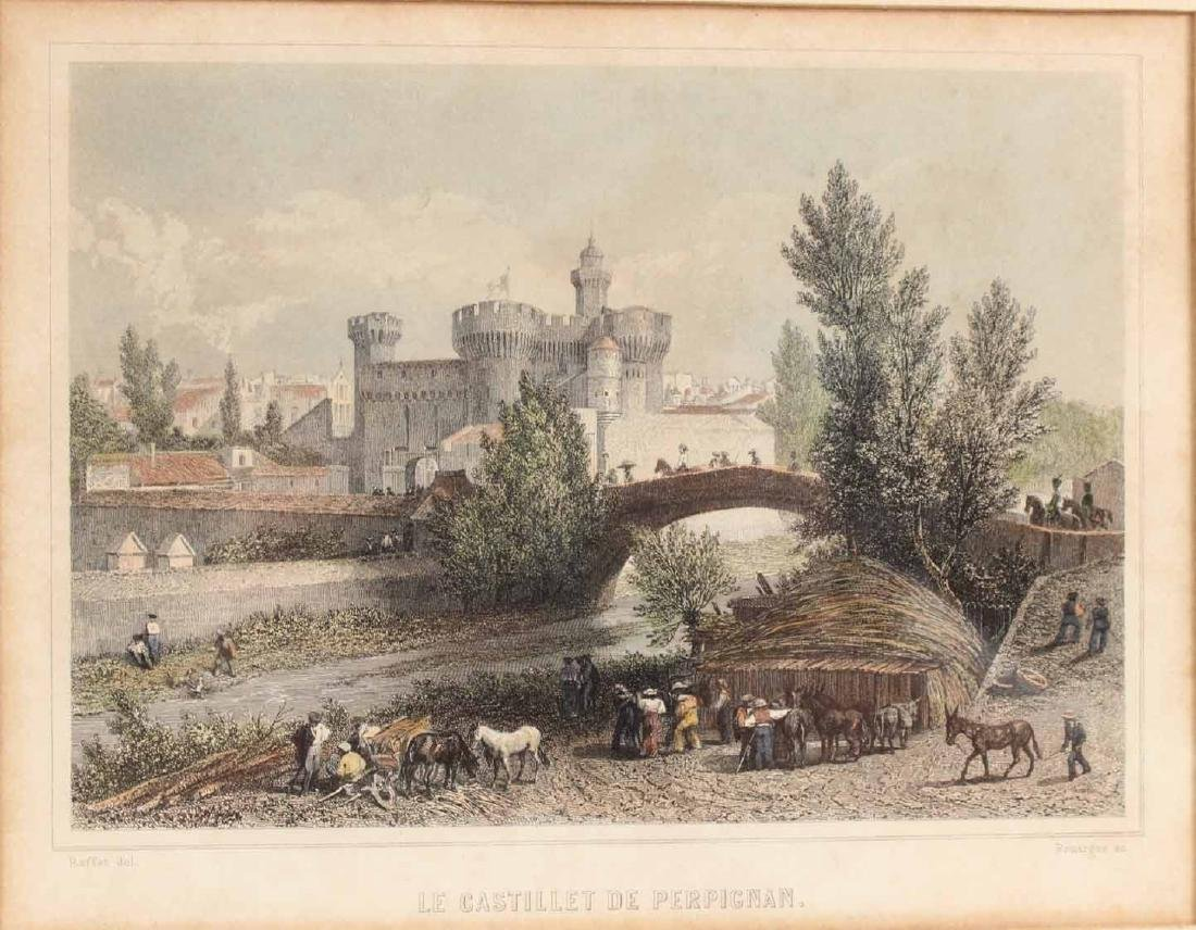 TWO FRENCH PRINTS BY ADOLPHE ROOUARGUE - 3