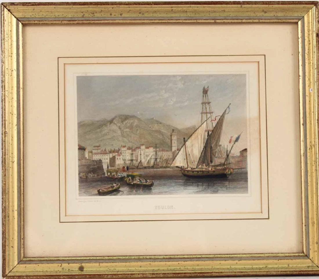 TWO FRENCH PRINTS BY ADOLPHE ROOUARGUE - 5