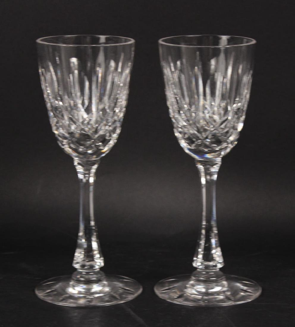 GROUP OF HAWKES STEMWARE - 2