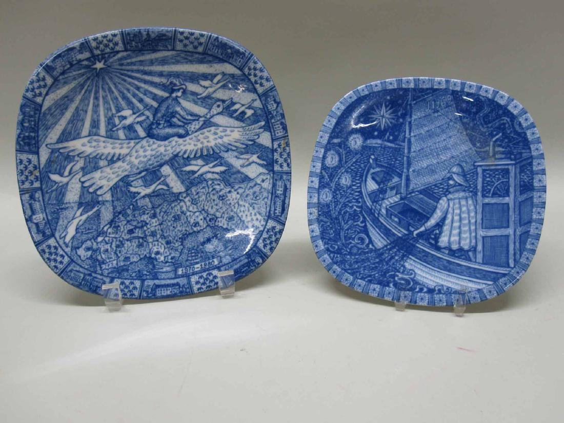 1969 JULEN RORSTRAND COLLECTORS PLATES