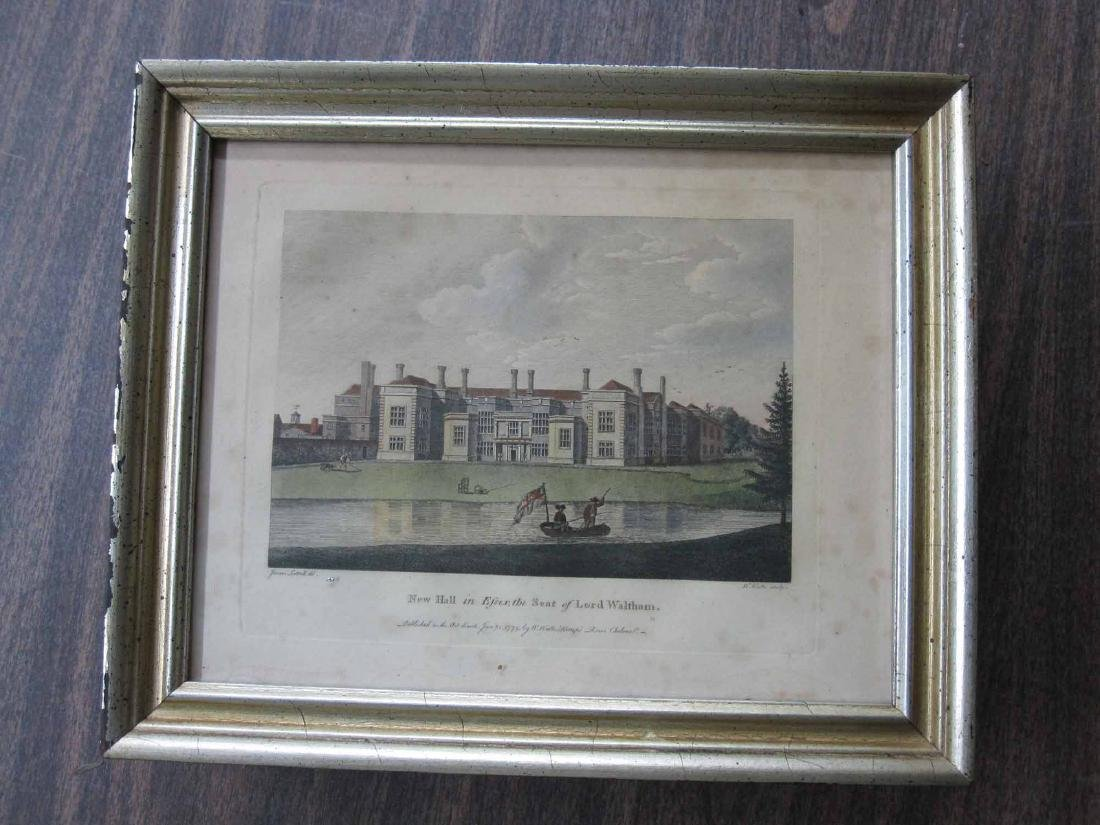 FOUR ENGLISH AND SCOTTISH CASTLE PRINTS - 6