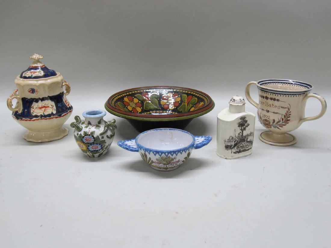 ASSORTED CERAMIC AND POTTERY