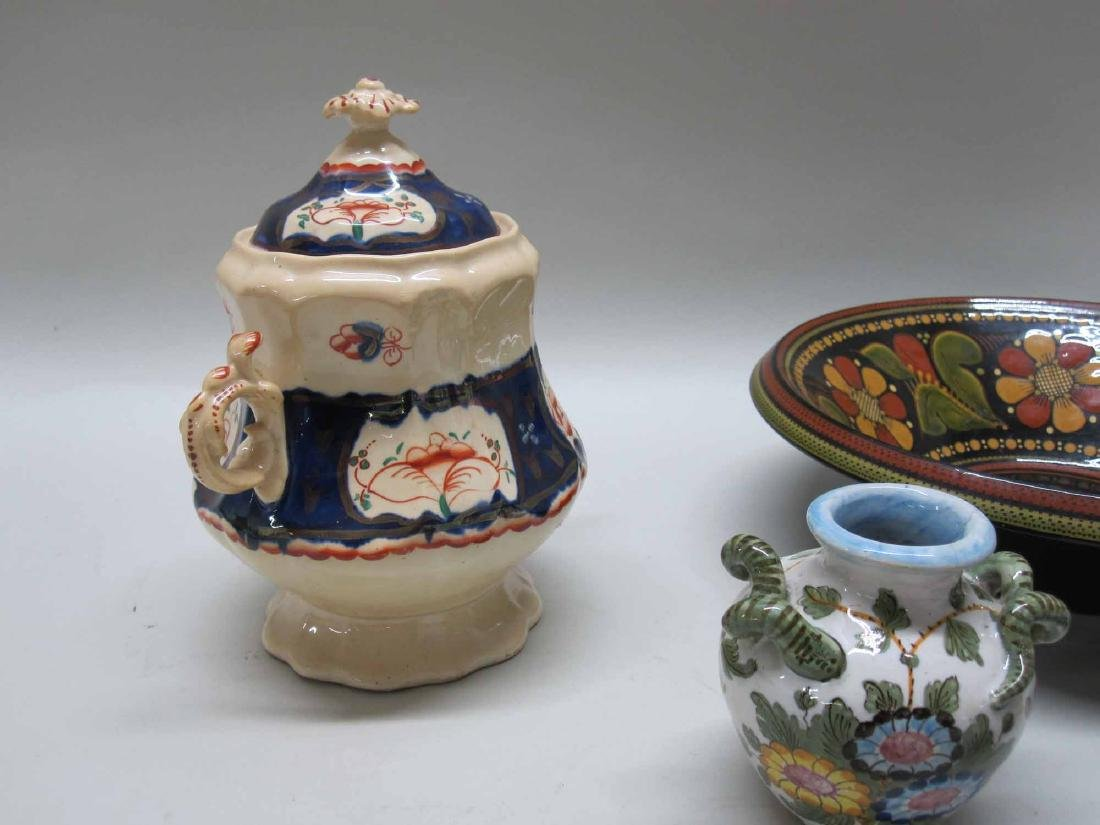 ASSORTED CERAMIC AND POTTERY - 2