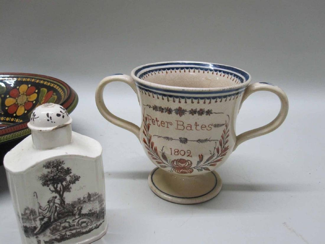 ASSORTED CERAMIC AND POTTERY - 3