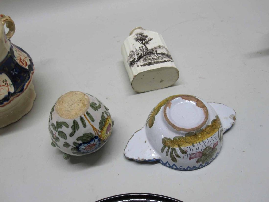 ASSORTED CERAMIC AND POTTERY - 6