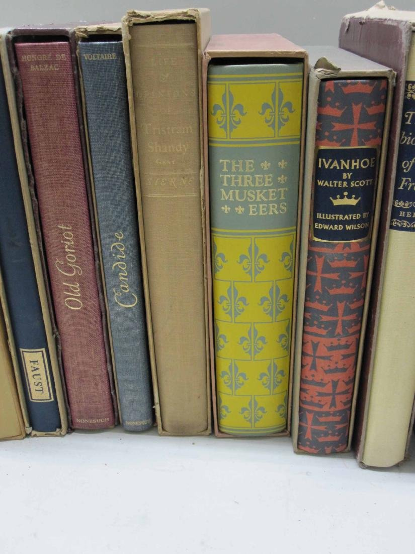 GROUP OF ASSORTED BOOKS VARIOUS TITLES & AUTHORS - 3