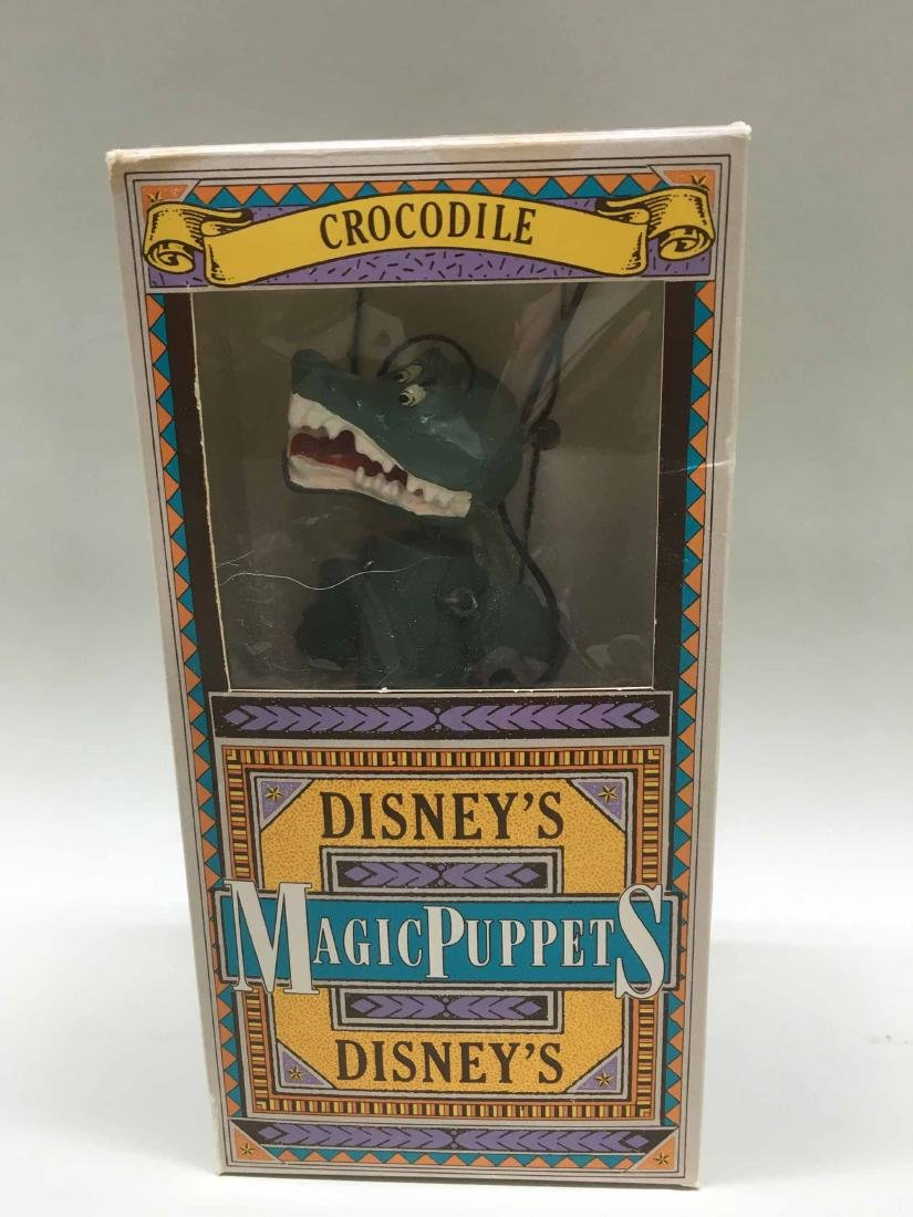 THREE DISNEY'S MAGIC PUPPETS - 2
