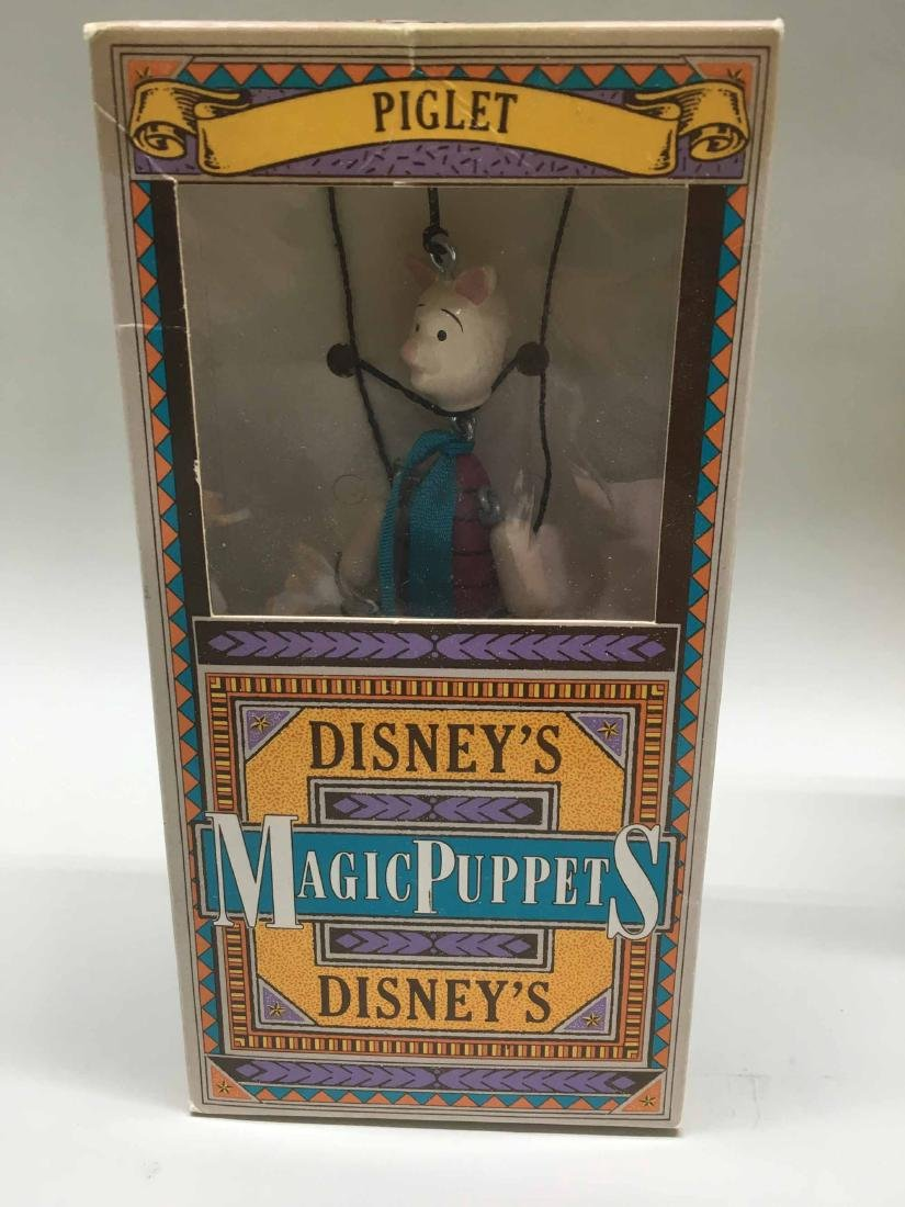 THREE DISNEY'S MAGIC PUPPETS - 3