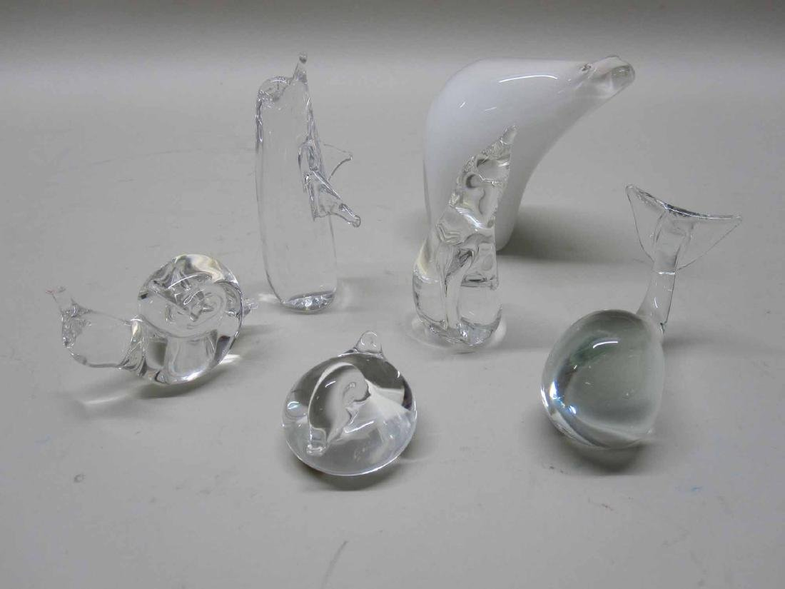 SELKIRK GLASS POLAR BEAR