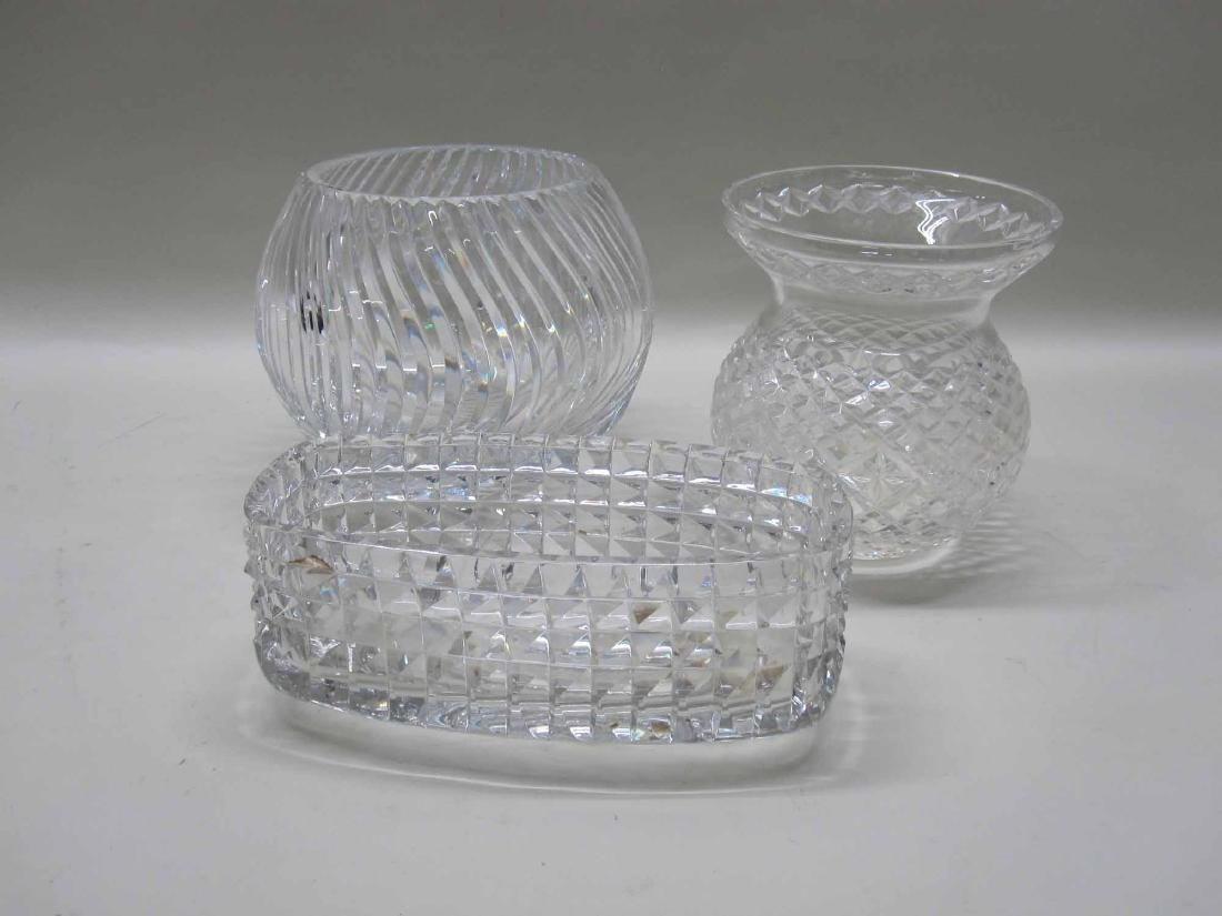 LARGE GLASS CENTERBOWL