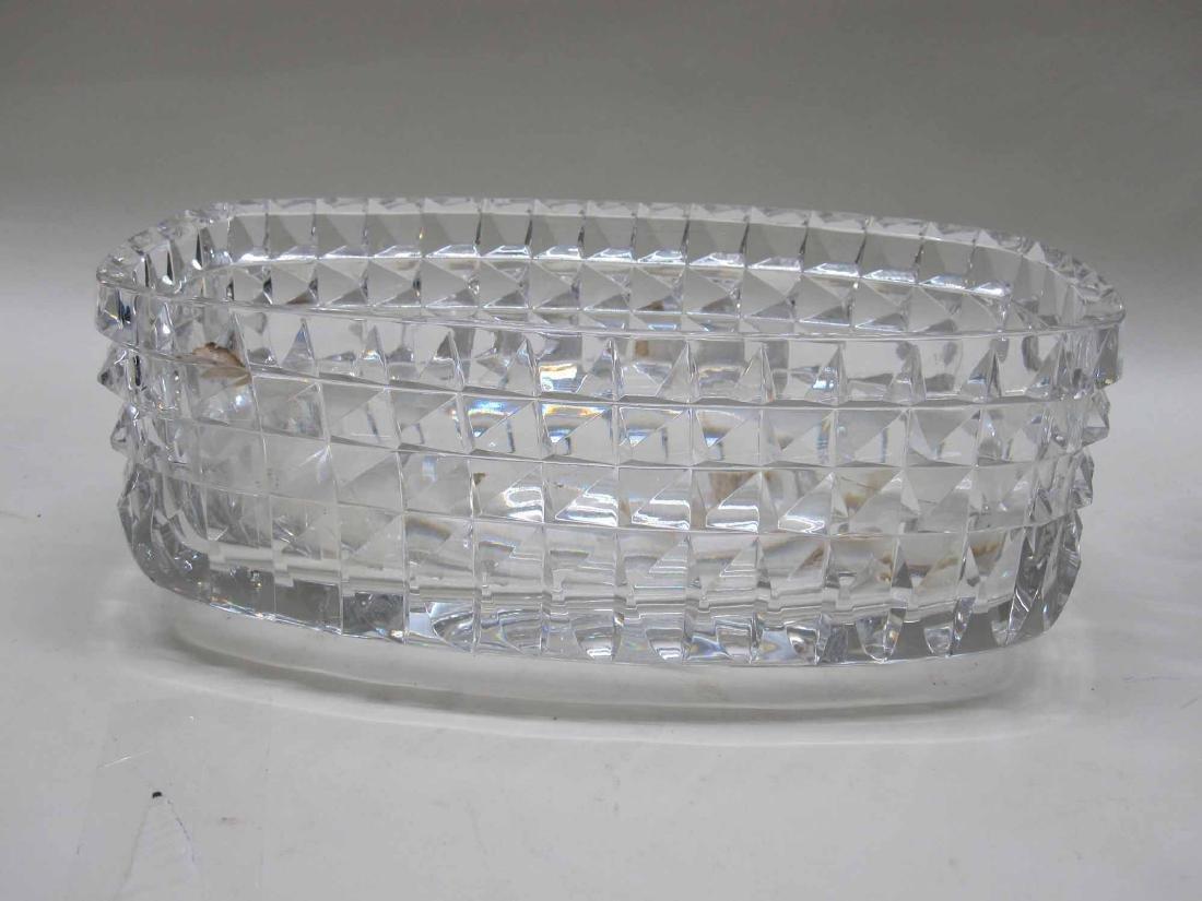LARGE GLASS CENTERBOWL - 4