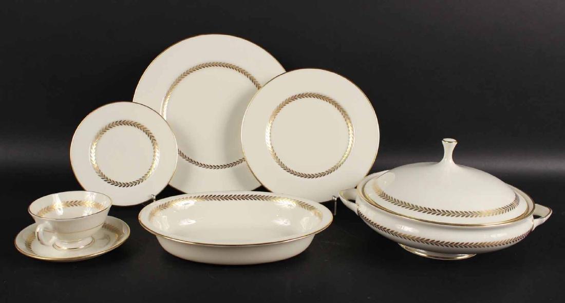 LENOX PORCELAIN IMPERIAL DINNER SERVICE