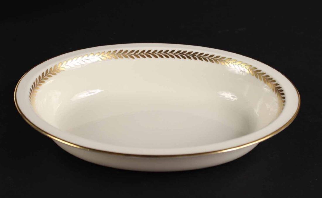 LENOX PORCELAIN IMPERIAL DINNER SERVICE - 5