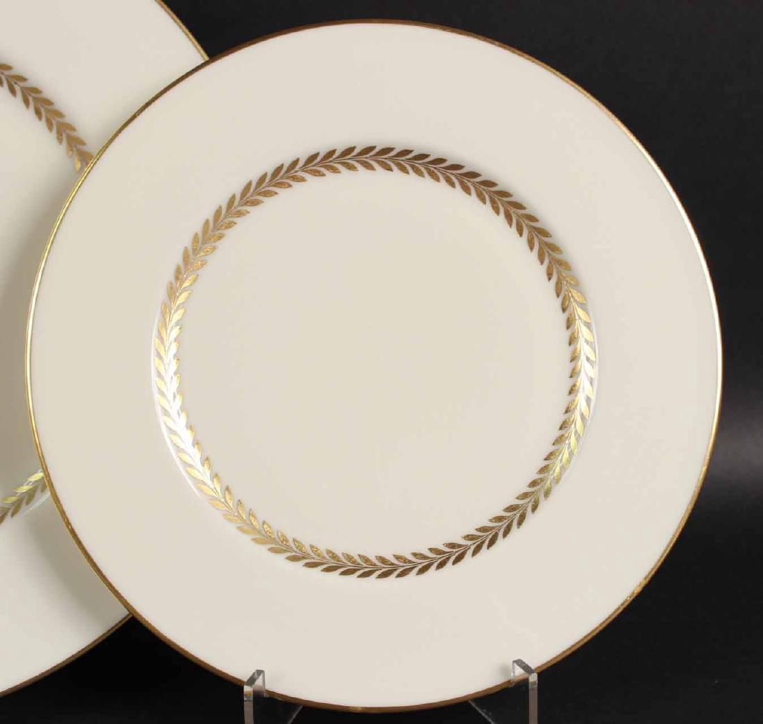 LENOX PORCELAIN IMPERIAL DINNER SERVICE - 7