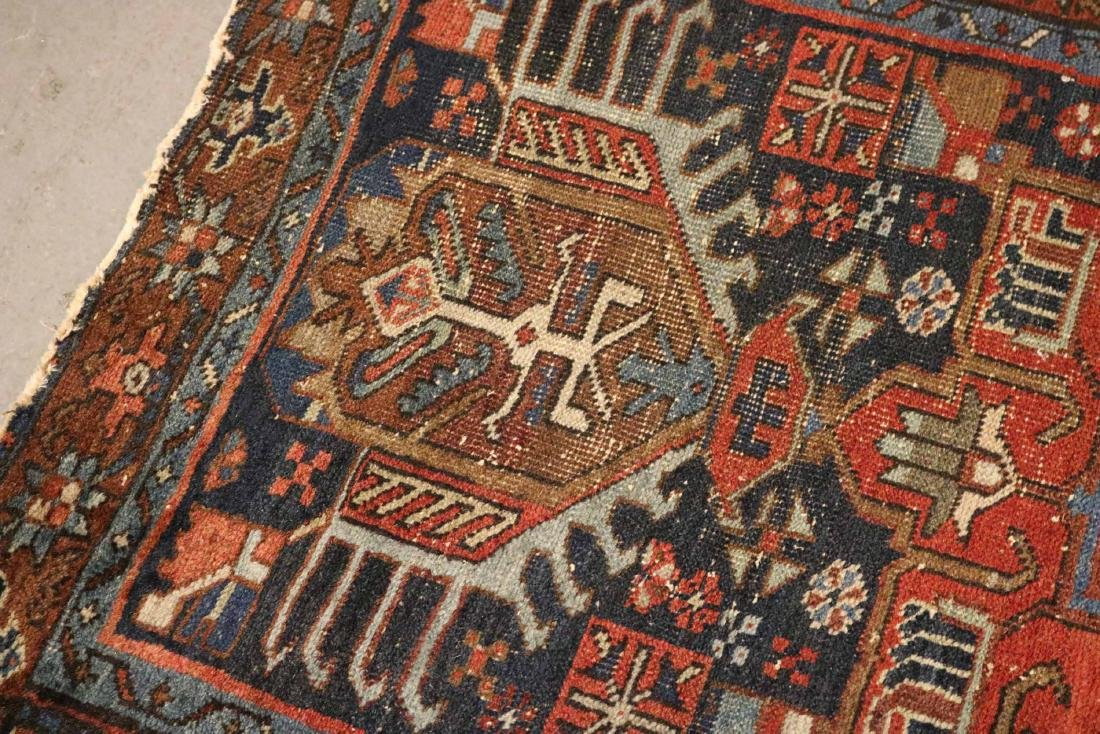 THREE CAUCASIAN RUGS - 8
