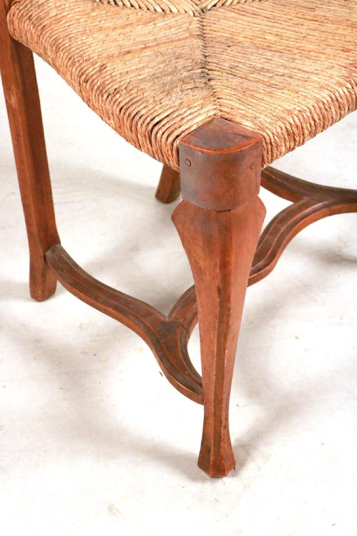 QUEEN ANNE STYLE SIDE CHAIR - 7
