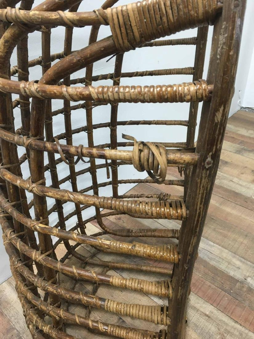 RATTAN HANGING CHAIR - 3