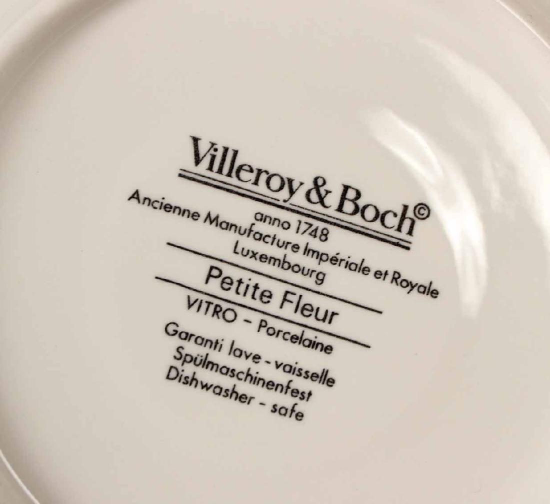 VILLEROY AND BOCH DINNER SERVICE - 3