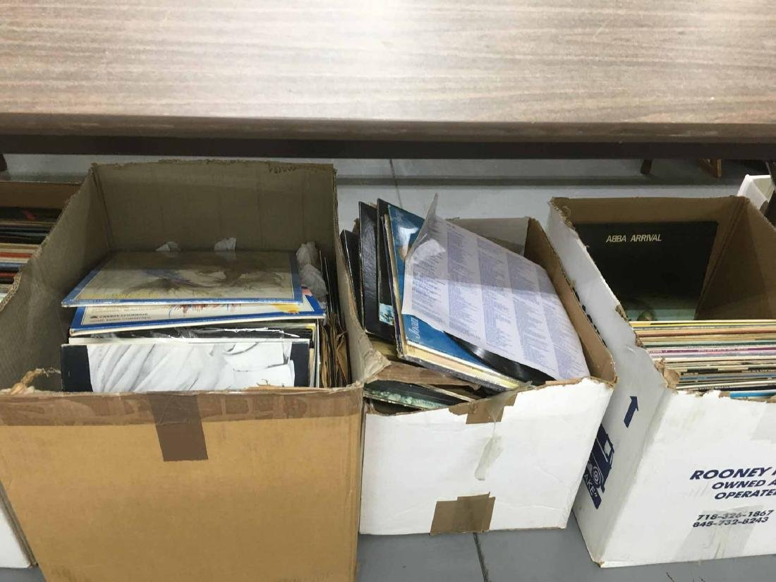 LARGE COLLECTION OF ASSORTED RECORDS - 3