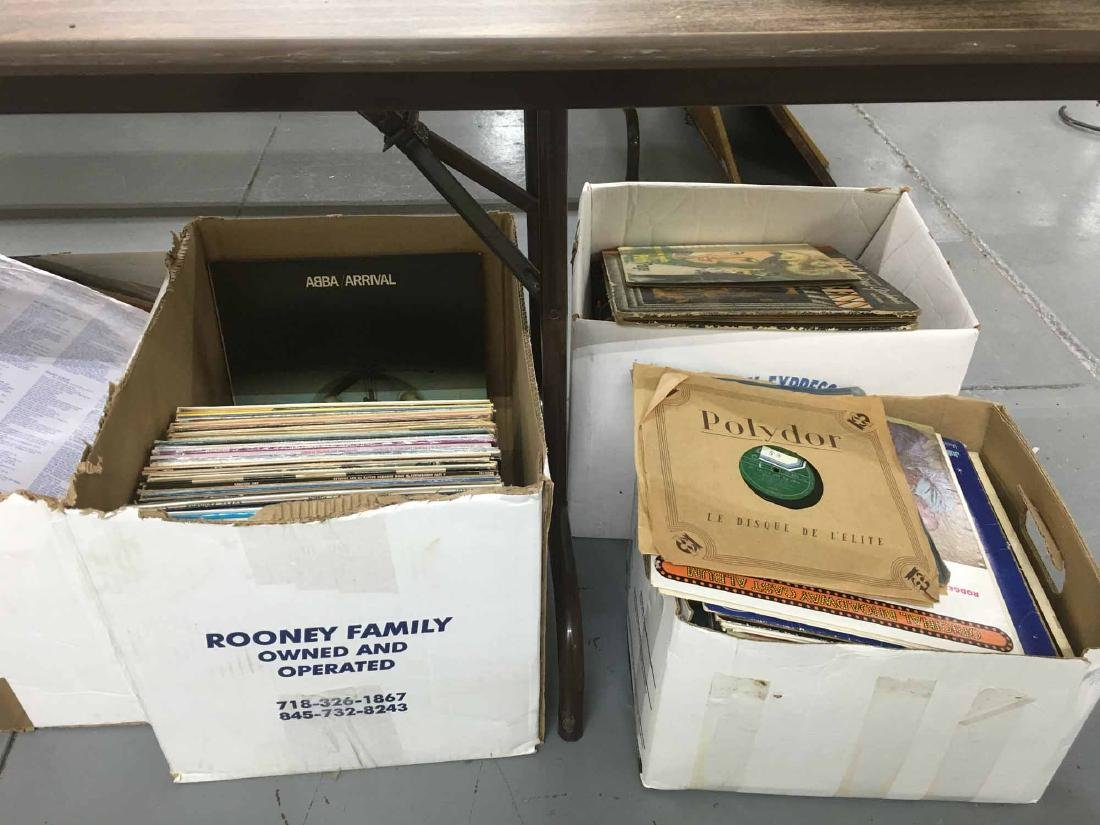 LARGE COLLECTION OF ASSORTED RECORDS - 4