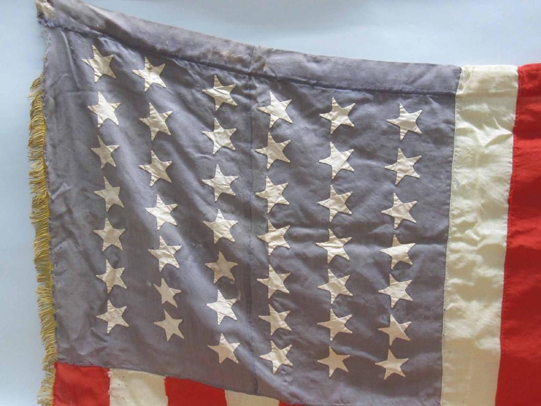VINTAGE AMERICAN FLAG - 2