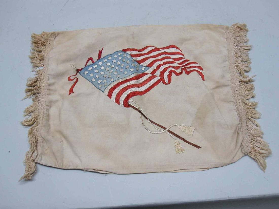 VINTAGE AMERICAN FLAG - 5