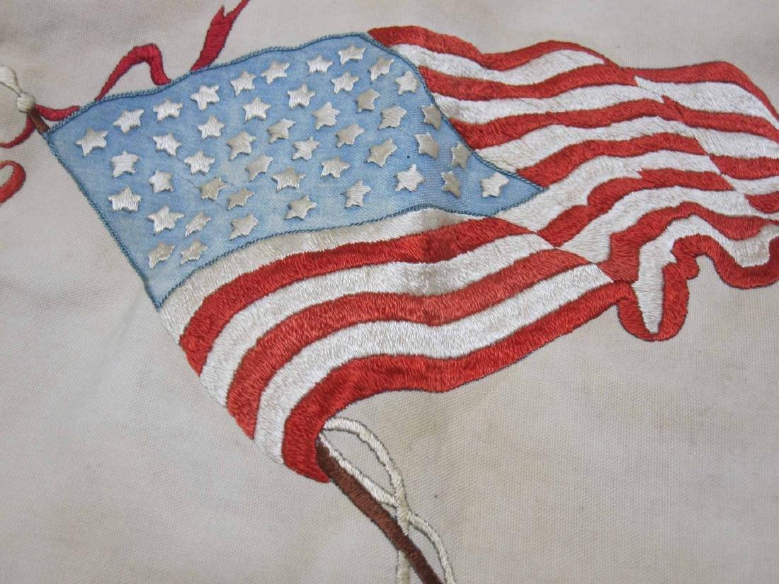 VINTAGE AMERICAN FLAG - 6