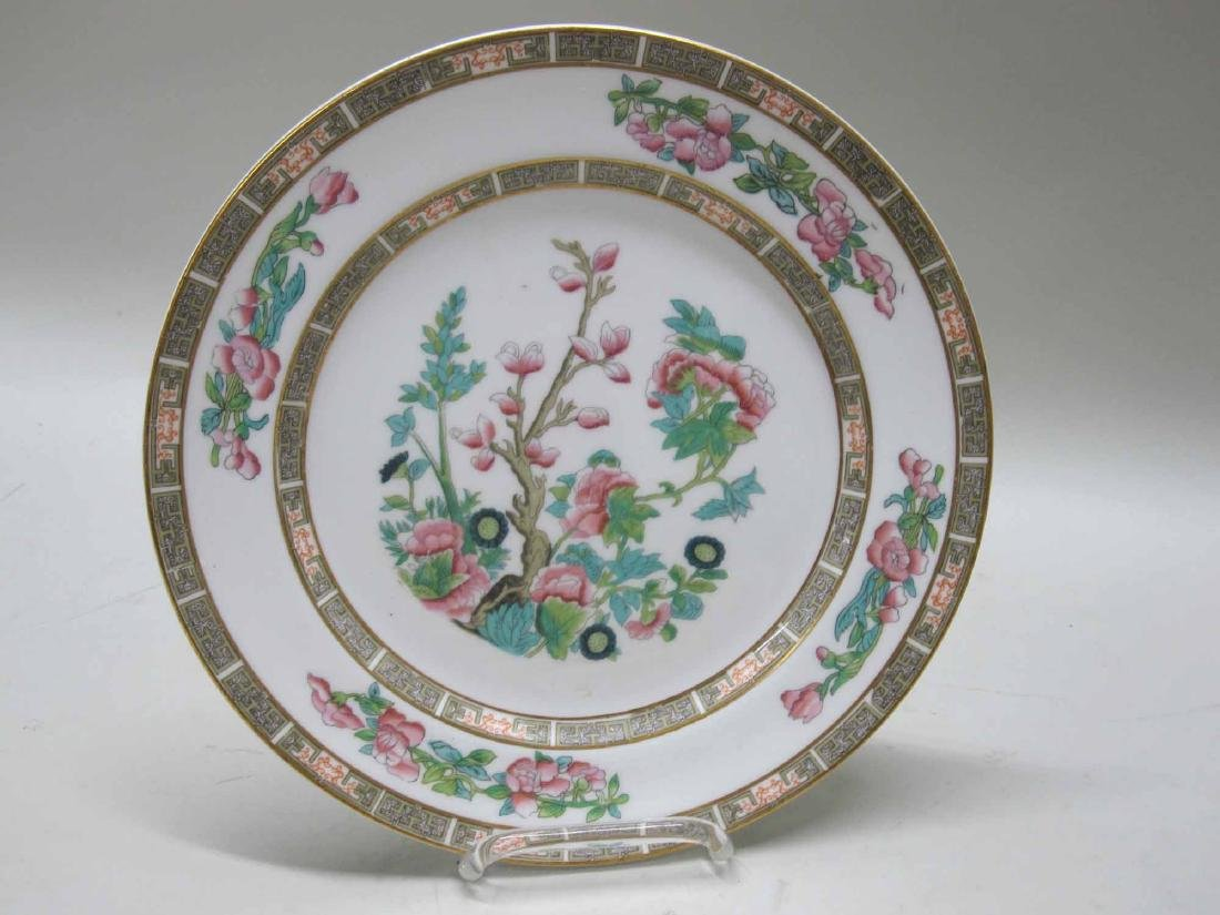 SET OF SIX LENOX PLATES