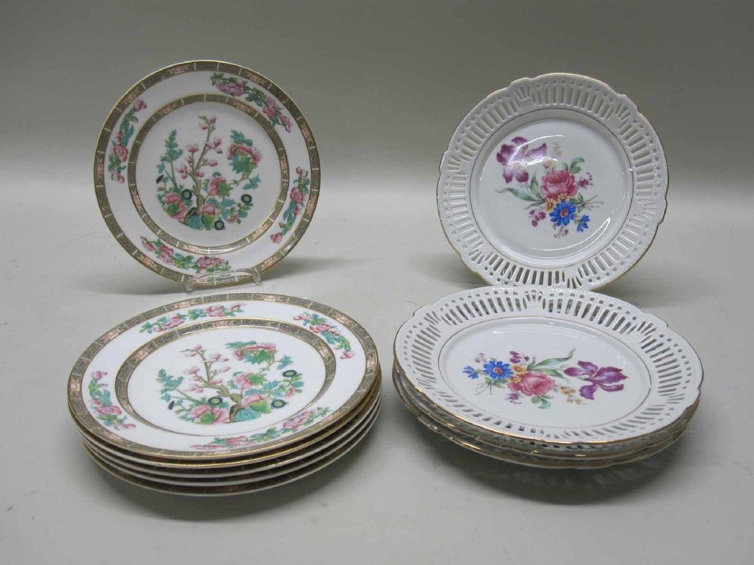 SET OF SIX LENOX PLATES - 3