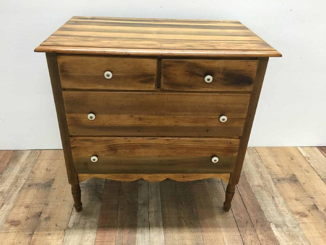 DIMINUTIVE CHEST OF DRAWERS
