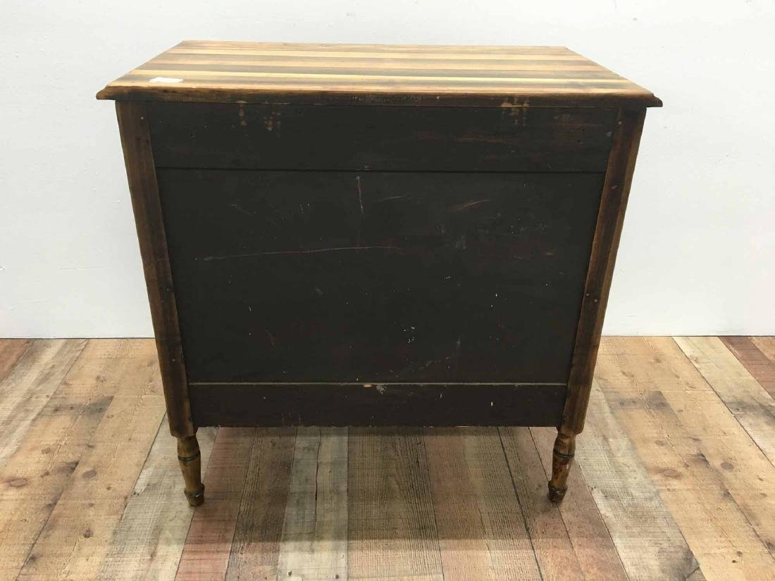 DIMINUTIVE CHEST OF DRAWERS - 3