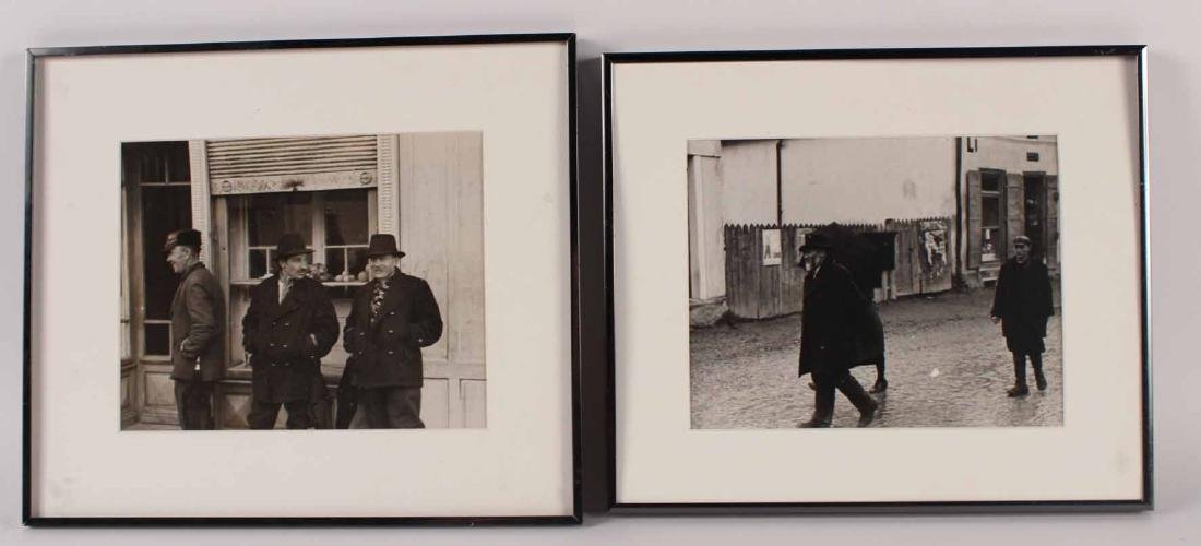 Two Vintage Photographs, Margaret Bourke-White