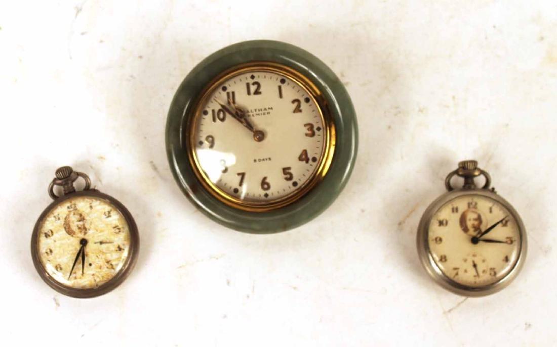 Two Sun Yat-sen Pocket Watches