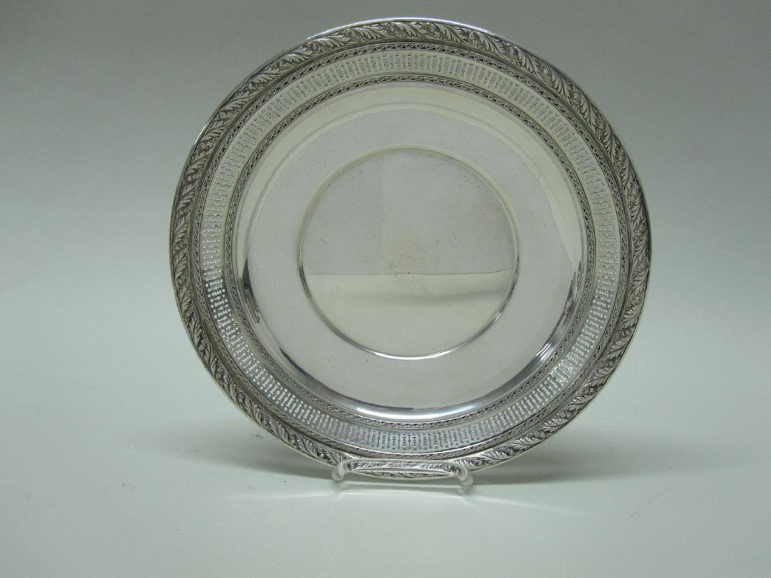 WALLACE STERLING SILVER PLATE