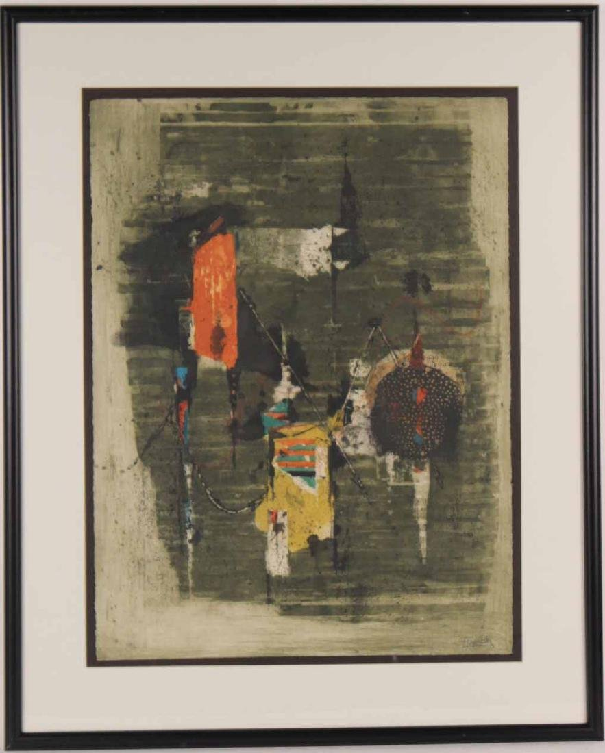 Print, Abstract, Jonny Freilander