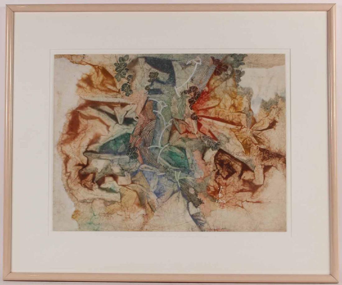 Abstract Watercolor, Tseng Ying Pang