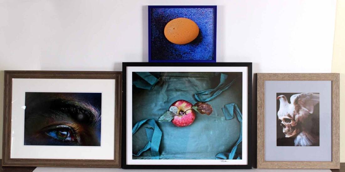 Four Color Photographs