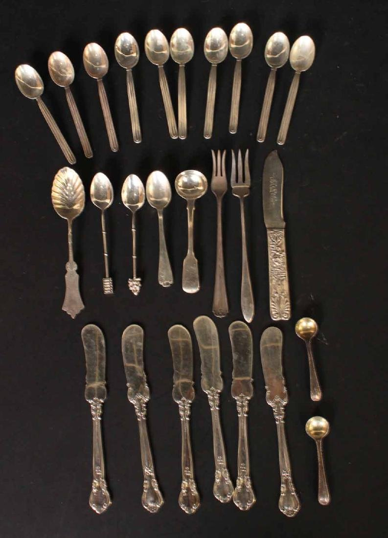 Sterling Silver Small Flatware Items
