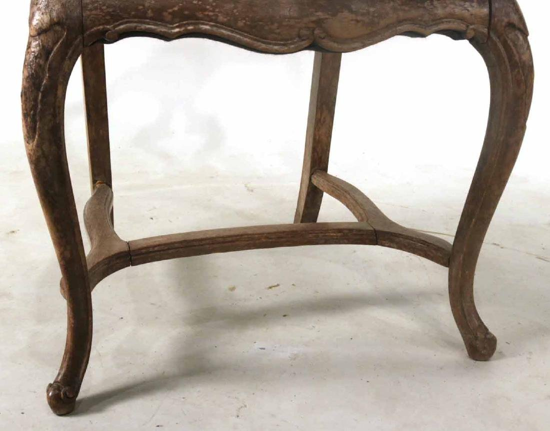 Rococo Walnut Shell-Carved Side Chair - 5