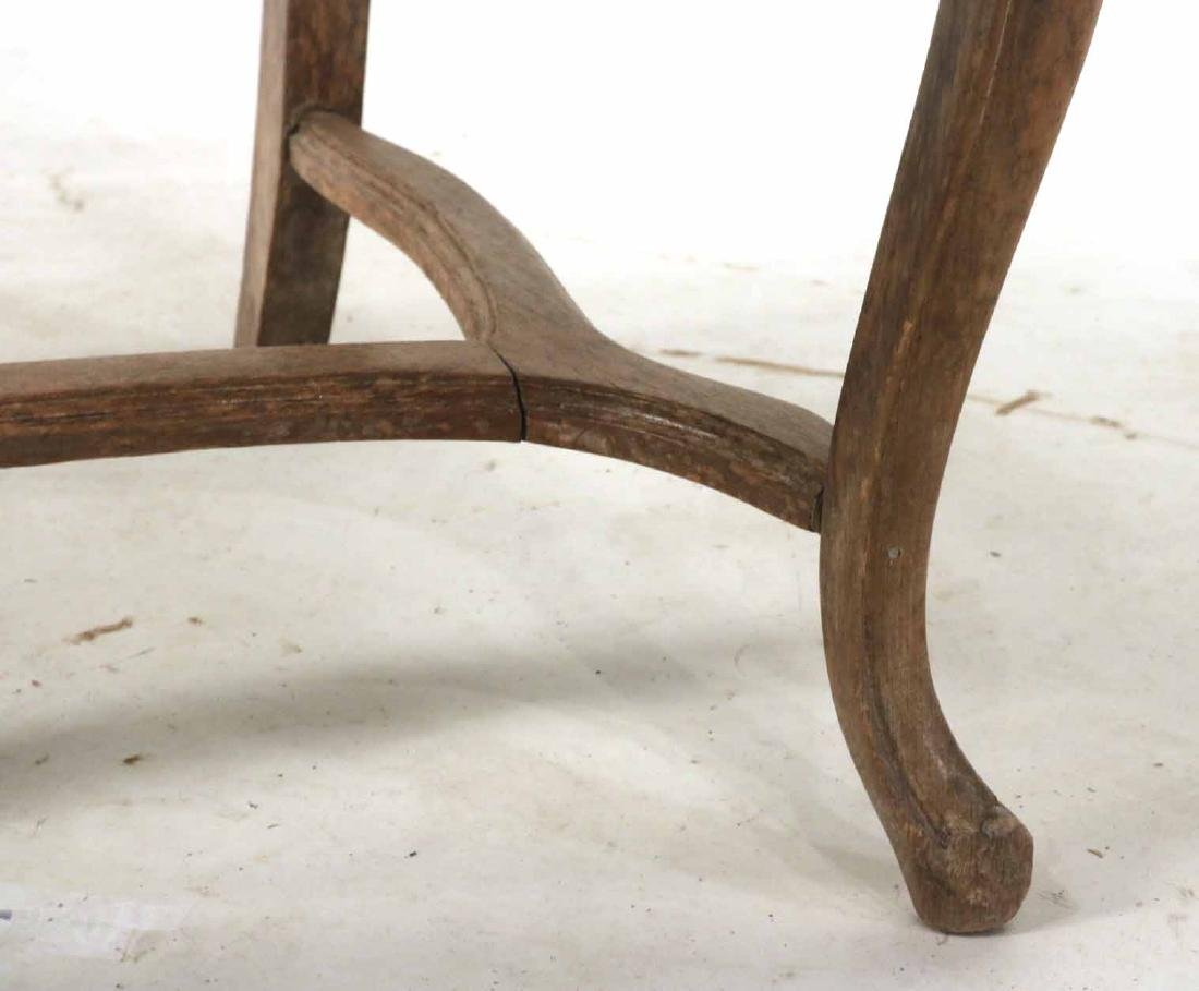 Rococo Walnut Shell-Carved Side Chair - 6