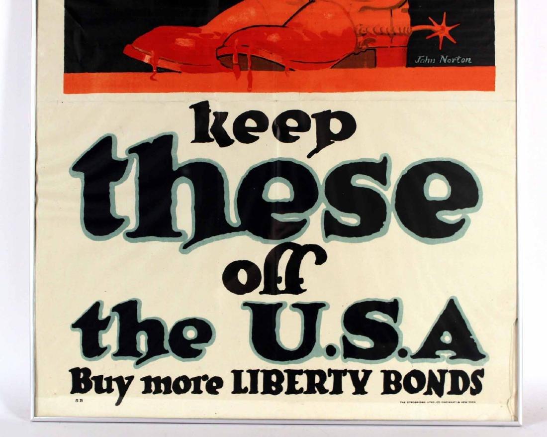 World War II Booster Poster, Jim Norton - 3