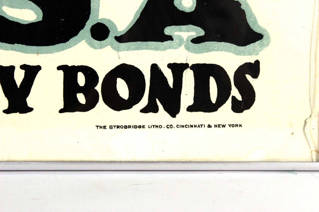 World War II Booster Poster, Jim Norton - 4
